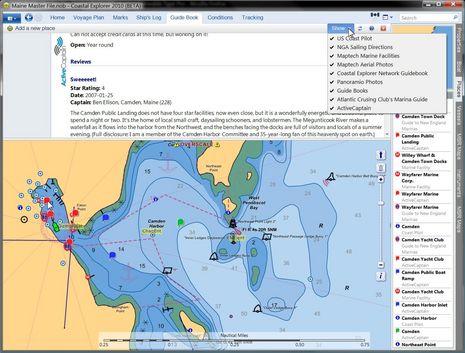 Coastal Explorer & ActiveCaptain, YES! thumbnail