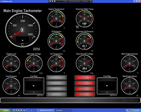 Actisense Emu 1 Analog Engine Gauges To Nmea 2000