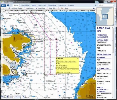 Panbo: The Marine Electronics Hub: Jeppesen C-Maps, Coastal Explorer on