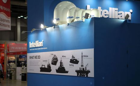 Intellian_exhibit_at_Korea_International_Boat_Show.jpg