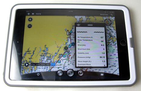 Panbo The Marine Electronics Hub Testing Ipad Cases