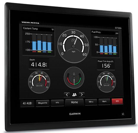 Panbo: The Marine Electronics Hub: Volvo Penta (Garmin ...