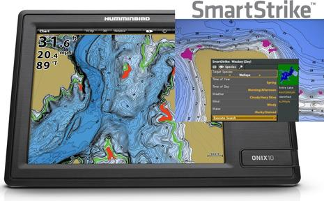 Humminbird Smartstrike screenshot