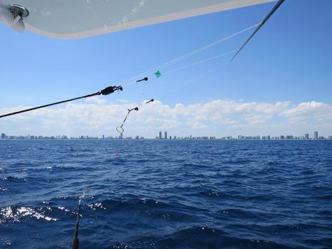 Kite Fishing Setup