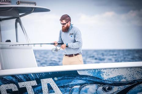 Mike Range Fishing
