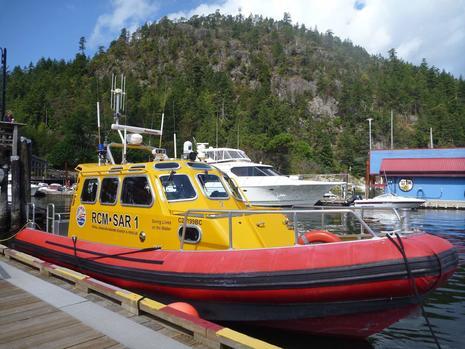 RCMSAR Station1 West Vancouver Craig Rea Spirit