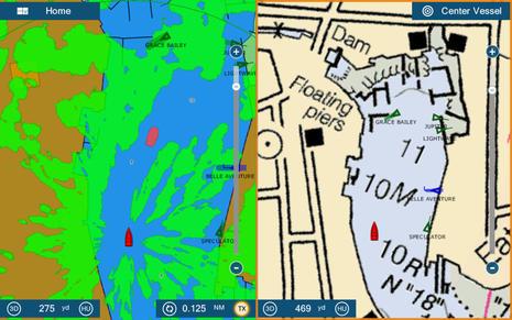 Furuno_NXT_radar_in_Camden_Harbor_first_test_cPanbo.jpg