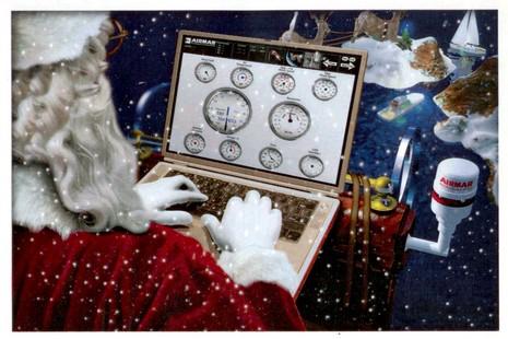 Airmar Holiday card 2
