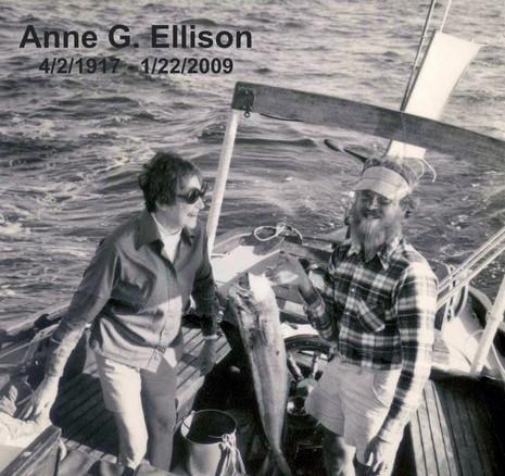 Anne G Ellison 1978 Bahamas