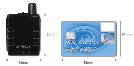 AnyTrack GPS100 cc