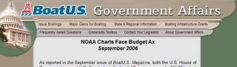 BoatUS gov affairs