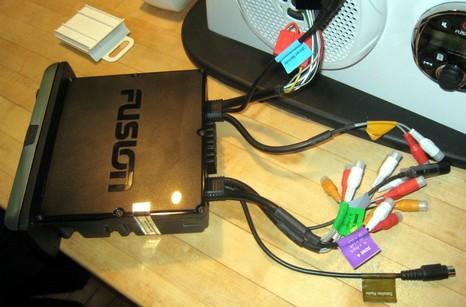 panbo the marine electronics hub fusion marine stereo an update