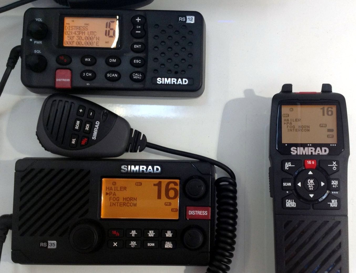 Panbo: The Marine Electronics Hub: Simrad RS35 & Lowrance ...
