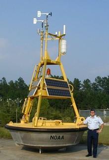 NOAA bouy vis SeaCas