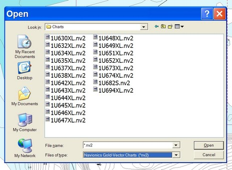 NavPlanner file open