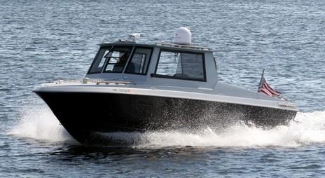 Ralph KVH M3 at speed Panbo