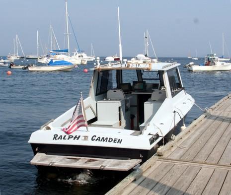 Ralph Test Boat lr