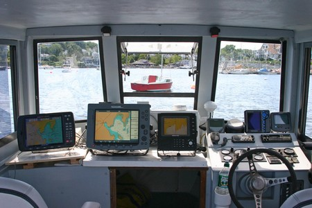 Ralph test boat 2