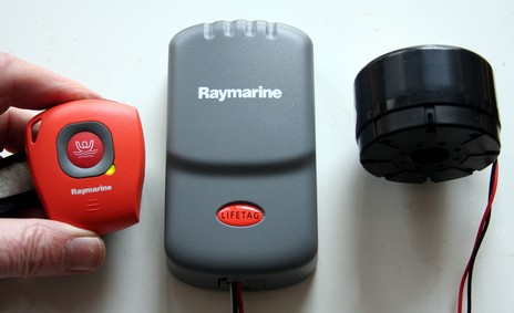 Raymarine LifeTag cPanbo