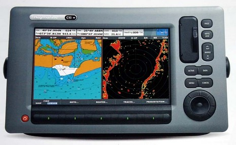 Raymarine E- and C-Series, the NMEA 0183 limitation - Panbo