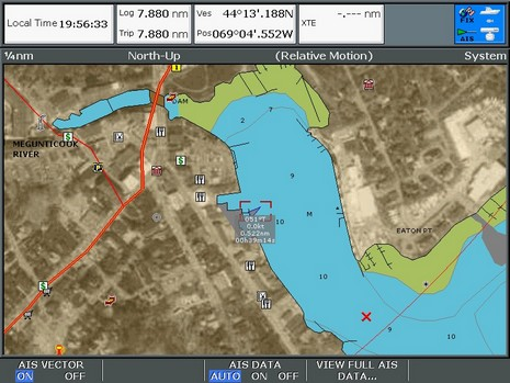 SEAcas Ray E-120 1