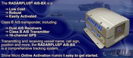 ShineMicro Radarplus AIS-BX