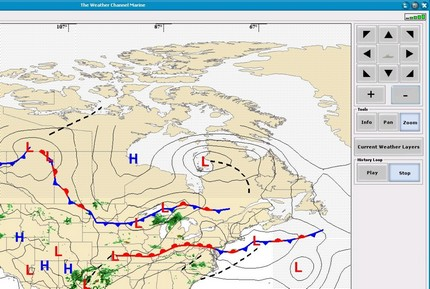 WSI nat fronts