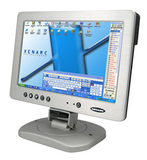 Xenarc 1020TS web - front