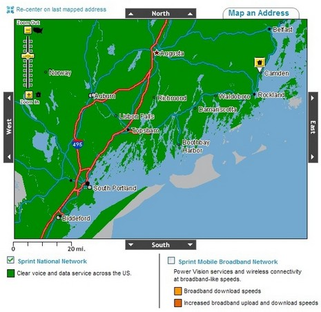 Us Cellular Service Map Adriftskateshop Cellular MapscomCoverage - Us mobile service map