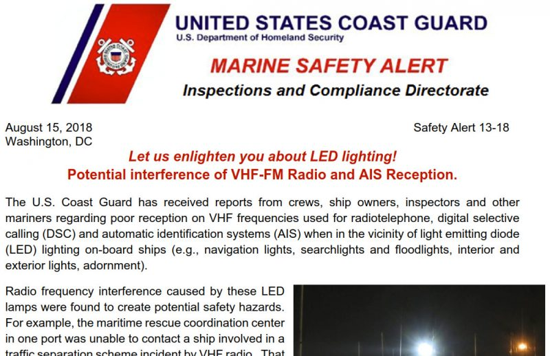 U S  Coast Guard mobile, a good app with a compelling back story - Panbo