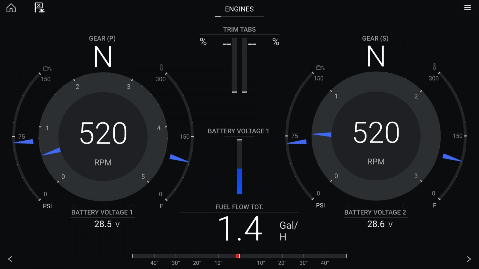Actisense EMU-1, analog engine gauges to NMEA 2000 happiness